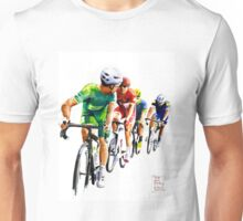 Are the close? Stage 3 TDF Unisex T-Shirt