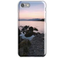 Shores of Loch Linnhe iPhone Case/Skin
