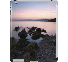 Shores of Loch Linnhe iPad Case/Skin