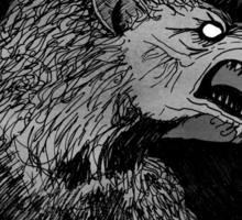 Werewolf in London Sticker