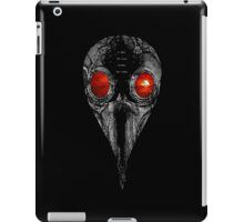 i love the calm before the storm iPad Case/Skin