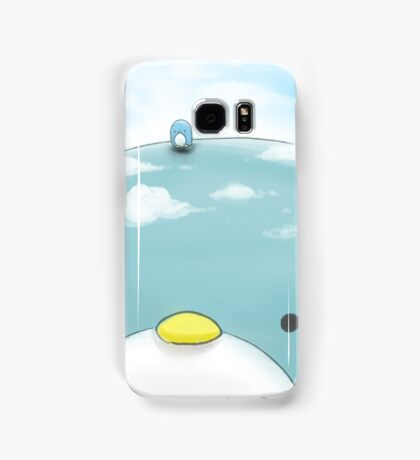 Small and Tall Samsung Galaxy Case/Skin