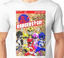 rangers go! Unisex T-Shirt