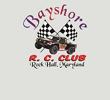 Bayshore R/C Raceway Apparel and Stickers Unisex T-Shirt