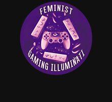 Feminist Gaming Illuminati Unisex T-Shirt