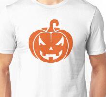 Pumpkin face halloween Unisex T-Shirt