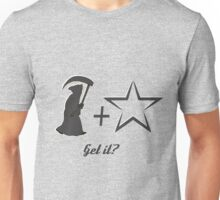 Death and Star Riddle Unisex T-Shirt