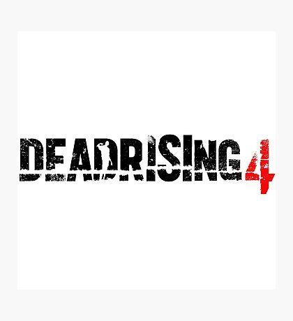 deadrising 4 Photographic Print