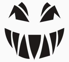 Pumpkin face One Piece - Long Sleeve