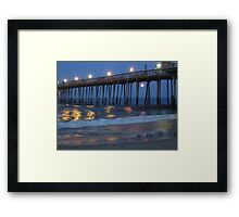 Carolina Night Framed Print