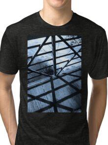Winter Blues Tri-blend T-Shirt