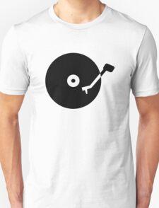 Turntable vinyl T-Shirt