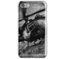 Gazelle Helicopter  iPhone Case/Skin