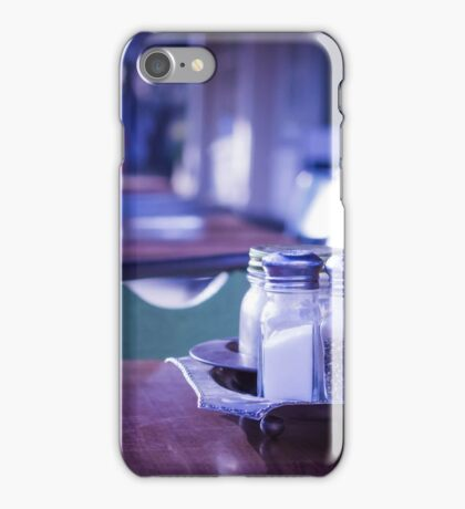 Where We Meet For Coffee iPhone Case/Skin