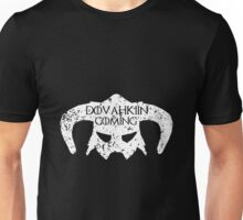 Dovahkiin is Coming Unisex T-Shirt