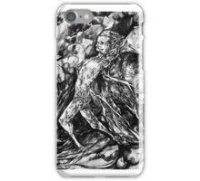 Bat winged BW iPhone Case/Skin