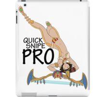 Neith- Quick Snipe Pro! iPad Case/Skin