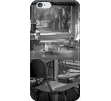 Cafe' Culture iPhone Case/Skin