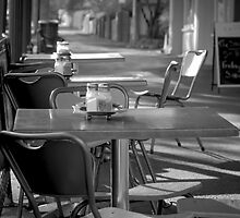 Cafe' Culture by Sherene Clow