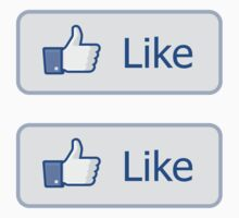 Facebook Like Button by comrat