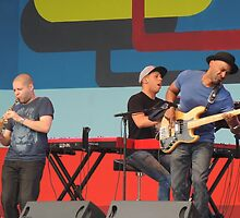 Marcus Miller & Band by Sandra Gray