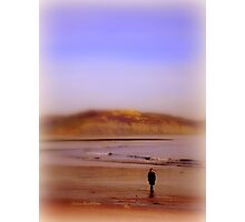 The Sound of The Sea Photographic Print