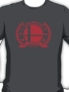 Smash Club Ver. 2 (Red) T-Shirt