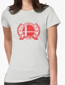 Smash Club Ver. 2 (Red) Womens T-Shirt