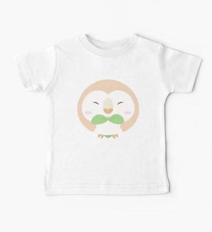Rowlet Baby Tee
