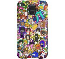 Fandom collage  Samsung Galaxy Case/Skin
