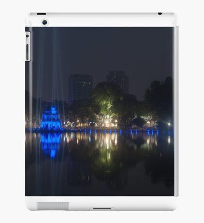 Hanoi at night iPad Case/Skin