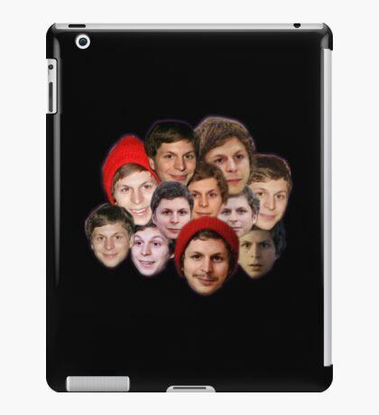 Faces of Pilgrim iPad Case/Skin
