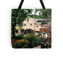 Jenny Grist Mill Tote Bag
