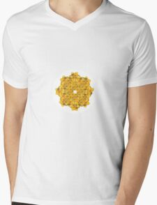 A Ring of Daffodils Mens V-Neck T-Shirt