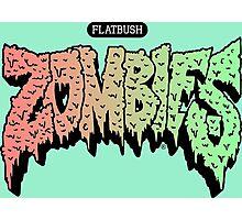 Flatbush Zombies hoodie Photographic Print