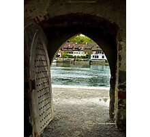 Kloster Archway Photographic Print