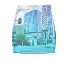 Pastel Brisbane City - Brisbane River Tower Mini Skirt