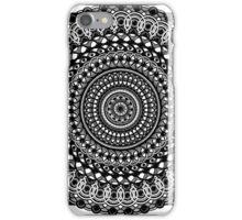 Circular Oblivion iPhone Case/Skin