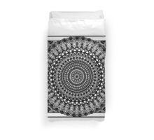 Circular Oblivion Duvet Cover