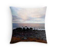 Norwegian Horizon  Throw Pillow