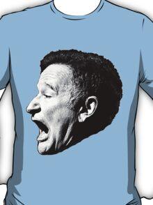 Robin Williams funny scream T-Shirt