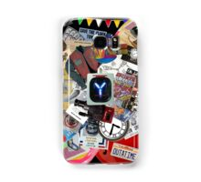 Back to the Future Trilogy MIX Samsung Galaxy Case/Skin