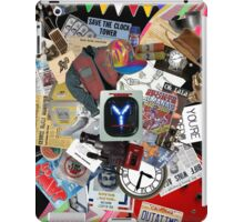 Back to the Future Trilogy MIX iPad Case/Skin