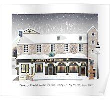 Greyfriars Bobby: Christmas in Edinburgh Poster