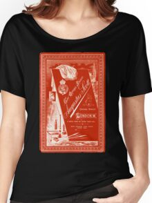 Victorian Cabinet Card Women's Relaxed Fit T-Shirt