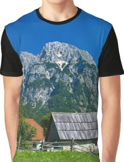 Alpine Farm Graphic T-Shirt