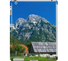 Alpine Farm iPad Case/Skin