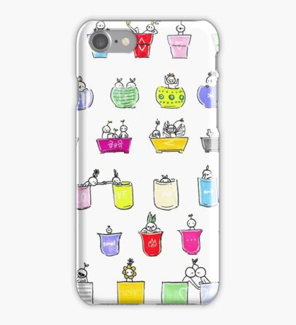 Plant People iPhone Case/Skin
