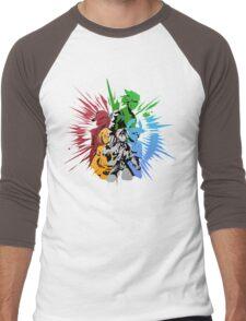 Starbound Crew  Men's Baseball ¾ T-Shirt