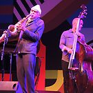 Charles Lloyd Saxin' It Up Old School Style by Sandra Gray
